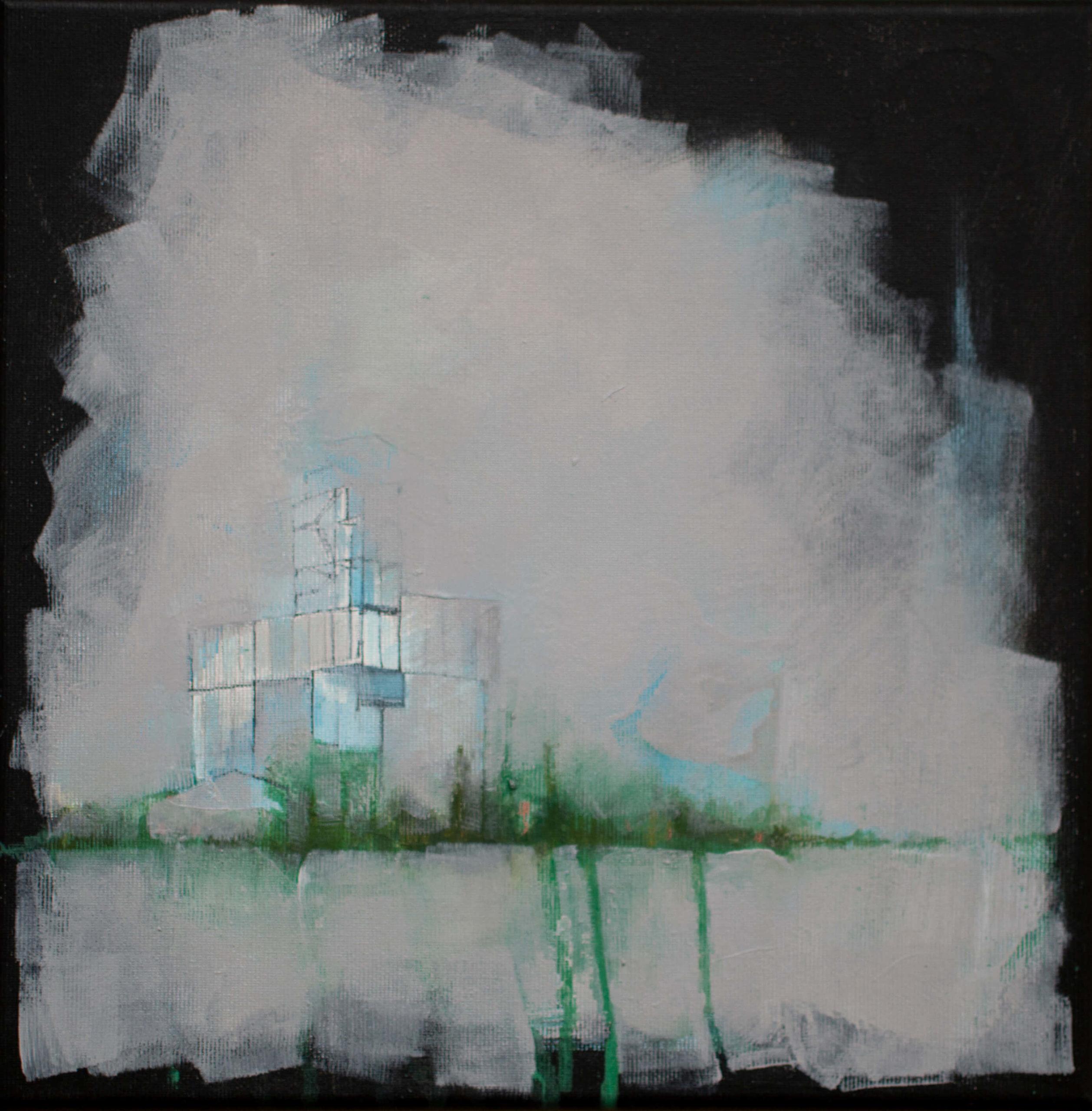 Anne Nilges Projekt Grün und Grau